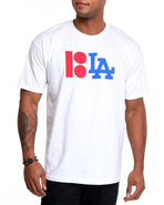 Men B La Tee White X-Large
