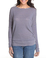 Women Knit Tops Grey X-Small