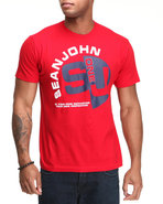 Men S J One S/S Tee Red Medium