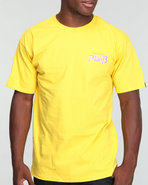 Men Takout Tee Yellow X-Large