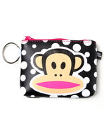 Women Paul Frank Junior Pop Love Wristlet Black