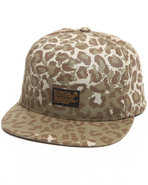 Men Standard Issue Snapback Cap Camo
