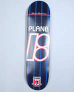 Men United Blue Team Model 7.75  Skate Deck