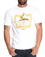 Dgk Men Privilege Tee White Medium
