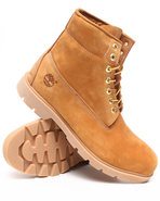 Men Wheat Nubuck 6  Basic Boots Wheat 15