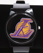 Men Los Angeles Lakers Pantone Nba Flud Watch Blac