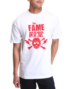 Hall Of Fame Men Clash Tee White Medium