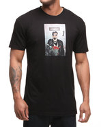 Men Gg Allin Monroe Tee Black X-Large