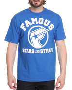 Men All Stars Tee Blue X-Large