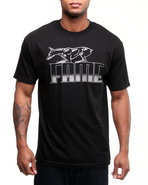 Hall Of Fame Men Mascot 2.0 Tee Black Medium