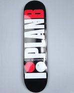 Men Og Black Team Model 7.75  Skate Deck
