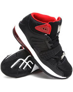 Men Express Hightop Athletic Sneaker Black 9