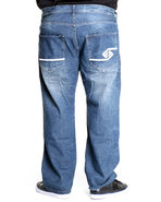 Men High Road Jean (B&T) Blue 46X31