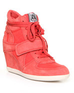 Ash Women's Cool Sneaker Dark Pink 39