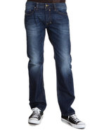 Men Safado Exclusive Straight Leg Dark Indigo Deni