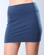 Djp Outlet Women's Angelina Skirt Navy Large