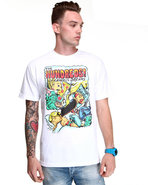 Men Dreamers Tee White X-Large