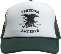 Freedom Artists Amrcn Trucker Hat