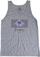 PALMS TANK X-Large Heather Gray