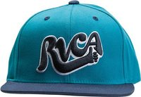 GOOD JOB SNAPBACK HAT Teal Blue