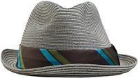 GOORIN BROS TURTLE BAY FEDORA Small