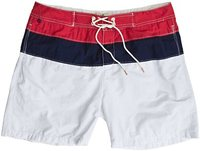 COLOR BLOCK TRUNK RED XX-Large