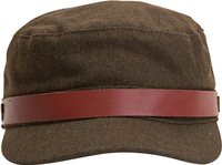 BUSKER HAT Large Olive Green