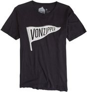 Vonzipper Pennant Short Sleeve Tee