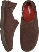 NOHEA SUEDE SHOE Tan Beige