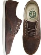 COLLECTION BOWERY LEATHER SHOE