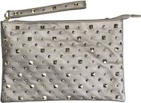 TREASURE CROSSBODY BAG Pewter Gray