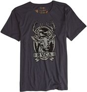 Deer Head Short Sleeve Tee