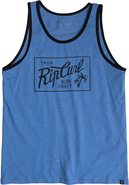 TRUNK IT RINGER TANK Large Royal Blue