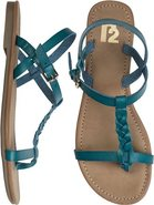R2 CAYMAN SANDAL Turquoise Blue