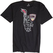 OLYMPIC TORCH SS TEE Small
