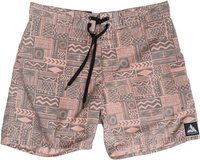 Vanguard Sonic Jungle Mid Trunk Boardshort Multico