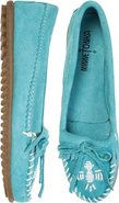 THUNDERBIRD II MOCCASIN Aqua Blue