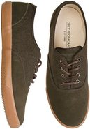 X OBEY BORSTAL SHOE Olive Green