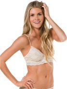 CROCHET DREAMS BRALET Large