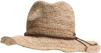 CANTINA STRAW HAT Natural White