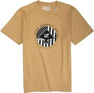Lrg Trees And Stripes Short Sleeve Tee