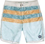 TRAILS BOARDSHORT Gold Yellow