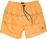 NO COMPLY BOARDSHORT ORANGE