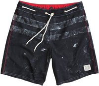 AHAB BOARDSHORT BLACK