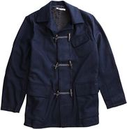 TRANS ATLANTIC JACKET Large Navy Blue