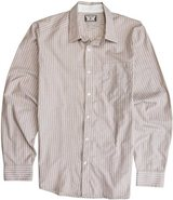 EX FACTOR STRIPE LS SHIRT Small