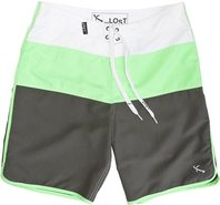 SHORT SNORTER BOARDSHORT Lime Green