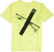 Quiksilver Double Cross Short Sleeve Tee