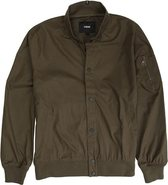 CS DAWS JACKET Large Olive Green