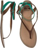 BC FUN & GAMES SANDAL Tan Beige